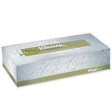Kleenex Naturals Premium Facial Tissue Box