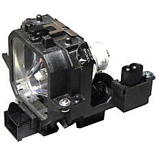 eReplacements ELPLP27 V13H010L27 Replacement Lamp for