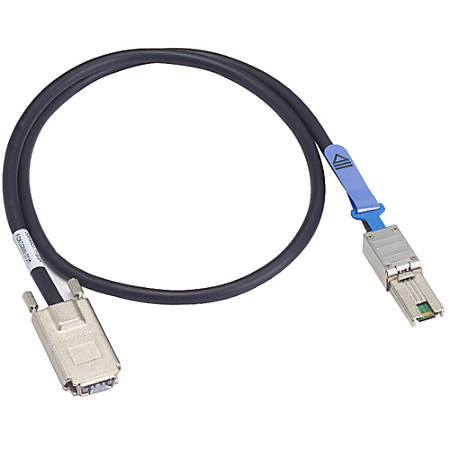 Promise Mini-SAS to Infiniband Cable