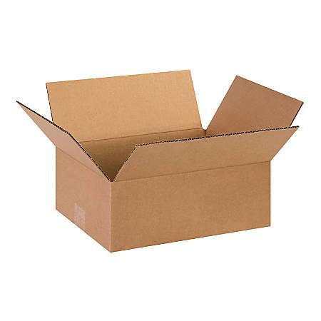 "Office Depot® Brand Corrugated Cartons, 13"" x 10"" x 5"", Kraft, Pack Of 25"