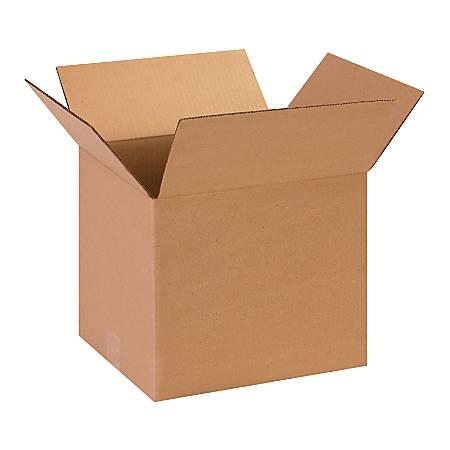 "Office Depot® Brand Corrugated Cartons, 13"" x 11"" x 11"", Kraft, Pack Of 25"