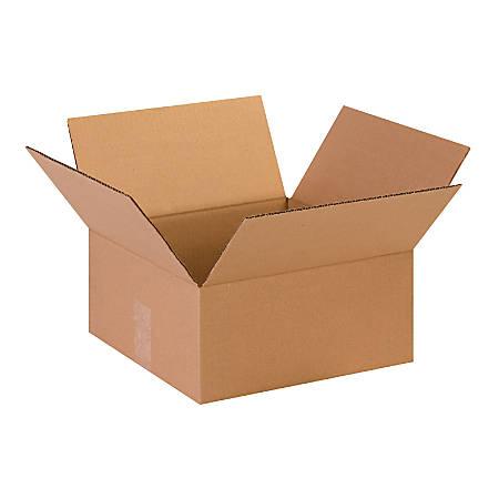 "Office Depot® Brand Corrugated Cartons, 13"" x 13"" x 6"", Kraft, Pack Of 25"