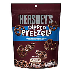 Hersheys Chocolate Dipped Pretzels 85 Oz