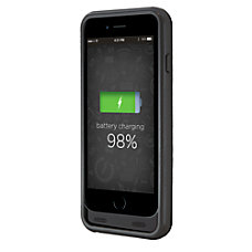 Lifeworks Rubberized 3100mAh Battery Case For