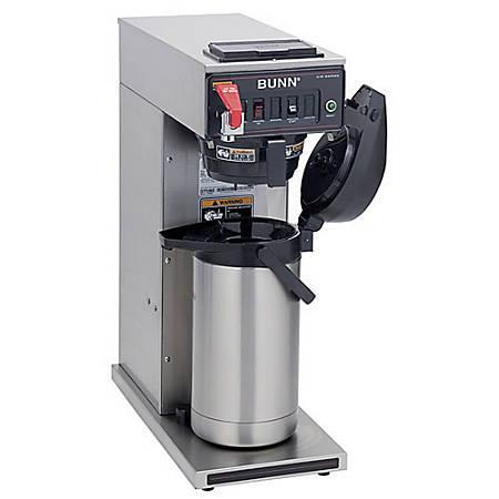 Bunn® Automatic Airpot Coffee Brewer
