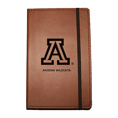 """Markings by C.R. Gibson® Leatherette Journal, 6 1/4"""" x 8 1/2"""", Arizona Wildcats"""