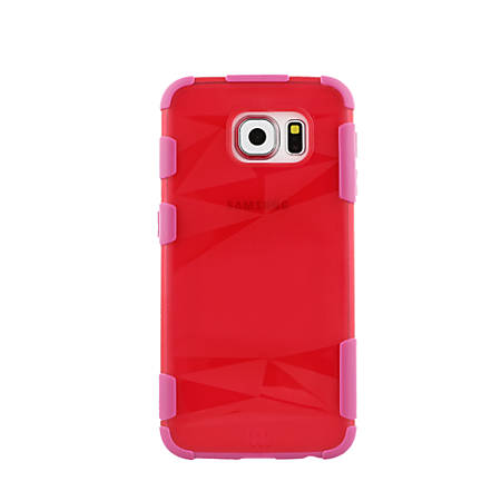 Lifeworks Glacier Lifestyle Case For Samsung Galaxy S6, Pink