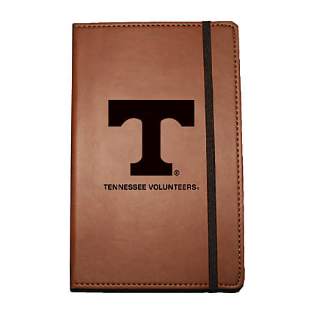 """Markings by C.R. Gibson® Leatherette Journal, 6 1/4"""" x 8 1/2"""", Tennessee Volunteers"""