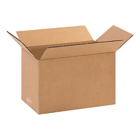 "Office Depot® Brand Corrugated Cartons, 10"" x 6"" x 6"", Kraft, Pack Of 25"
