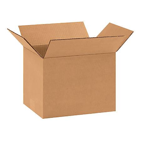 "Office Depot® Brand Corrugated Cartons, 11"" x 8"" x 8"", Kraft, Pack Of 25"
