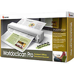 Penpower WorldocScan Sheetfed Scanner 600 dpi