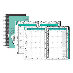 Office Depot Brand CYO WeeklyMonthly Planner