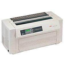 OKI Pacemark 4410 Printer monochrome dot