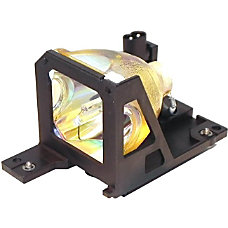 eReplacements ELPLP25 V13H010L25 Replacement Lamp for