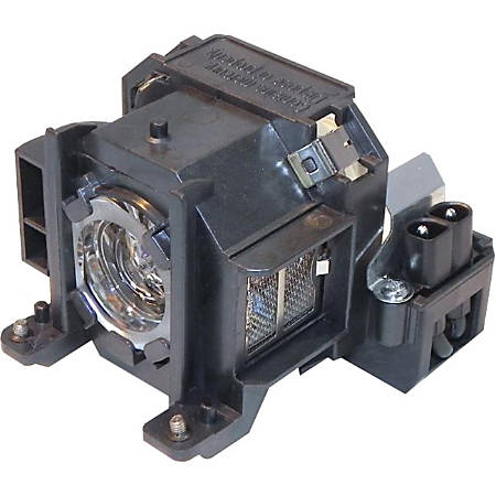 """eReplacements ELPLP38, V13H010L38 - Replacement Lamp for Epson - 170 W Projector Lamp - UHE - 3000 Hour Economy Mode, 2000 Hour"""""""