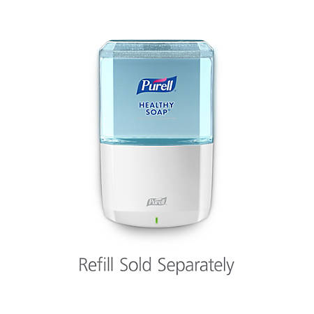 Purell® ES8 Wall-Mount Soap Dispenser, White