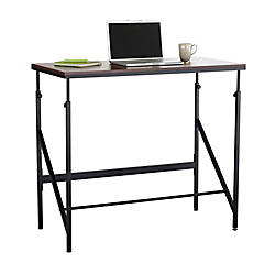 Safco Elevate LaminateSteel Standing Height Desk