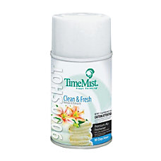 TimeMist Metered Dispenser CleanFresh Refill 73