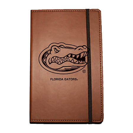 "Markings by C.R. Gibson® Leatherette Journal, 6 1/4"" x 8 1/2"", Florida Gators"