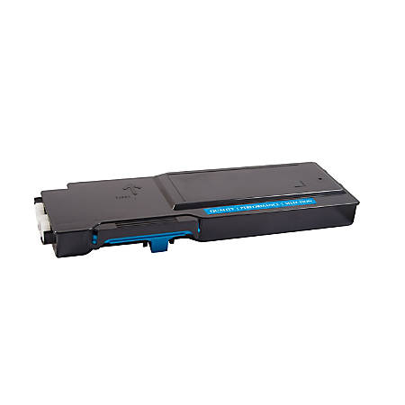 Clover Technologies Group™ Remanufactured High-Yield Toner Cartridge, Cyan, 200820P (Xerox® 106R02225)