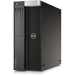 Dell Precision T5810 Workstation - 1 x Xeon E5-1620 v3 - 16 GB RAM - 1 TB HDD - Tower - Black - Windows 7 Professional 64-bitNVIDIA Quadro K2200 4 GB Graphics - DVD-Writer - Serial ATA/600 Controller - Gigabit Ethernet