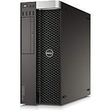 Dell Precision T5810 Workstation 1 x