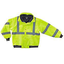 Ergodyne GloWear 8380 Polyester Bomber Jackets