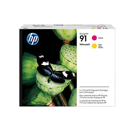 HP 91 Magenta/Yellow Printhead (P2V36A)