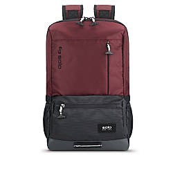 Solo Draft Backpack With 173 Laptop