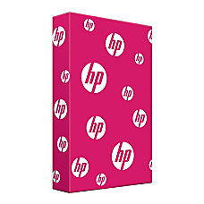 HP Multipurpose Paper Legal Paper Size