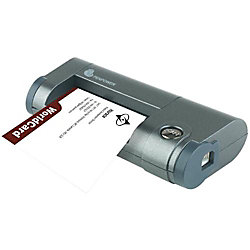 Pen Worldcard Office Portable Monochrome Business Card Scanner