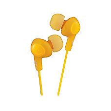 JVC Gummy Plus Earbud Headphones