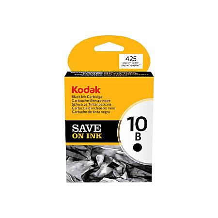 Kodak® Black Ink Cartridge, 10B