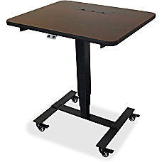 Lorell Electric Mobile Sit To Stand
