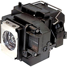 eReplacements ELPLP54 V13H010L54 Replacement Lamp for