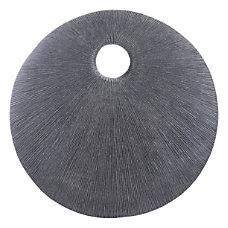 Zuo Modern Round Eye Plaque Large