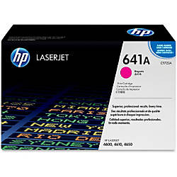 HP 641A Magenta Original Toner Cartridge