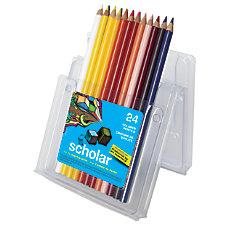 Prismacolor Scholar Color Pencils Pack Of