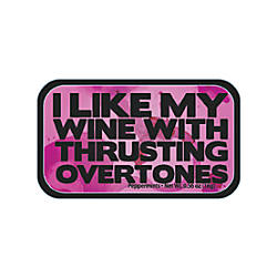 AmuseMints Sugar Free Mints Wine Thrusting