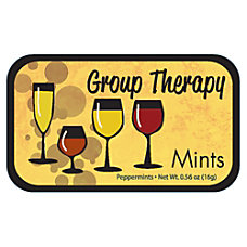 AmuseMints Sugar Free Mints Group Therapy
