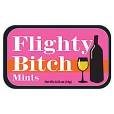 AmuseMints Sugar Free Mints Flighty Bitch