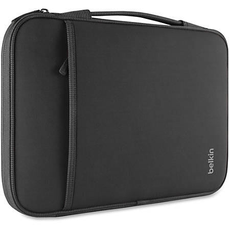 "Belkin Carrying Case (Sleeve) for 13"" Notebook - Black"