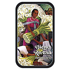 AmuseMints Sugar Free Mints Diego Flower