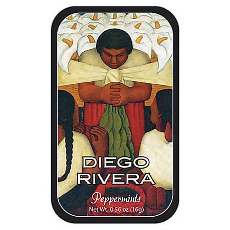AmuseMints® Sugar-Free Mints, Diego Flower Festival Male, 0.56 Oz, Pack Of 24