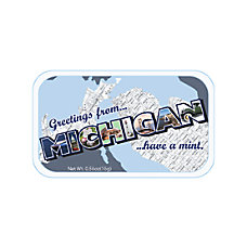AmuseMints Destination Mint Candy Michigan State