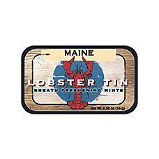 AmuseMints Destination Mint Candy Maine Lobster