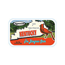 AmuseMints Destination Mint Candy Kentucky State