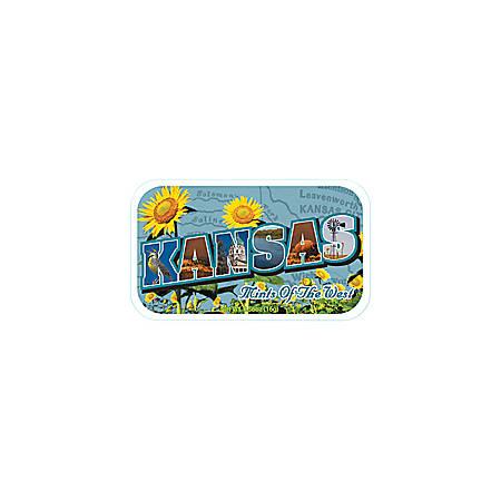 AmuseMints® Destination Mint Candy, Kansas State, 0.56 Oz, Pack Of 24