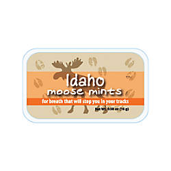 AmuseMints Destination Mint Candy Idaho Moose