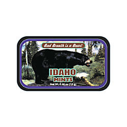 AmuseMints Destination Mint Candy Idaho Black